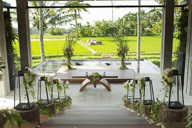 The Secret Chamber chapel wedding Package in Bali