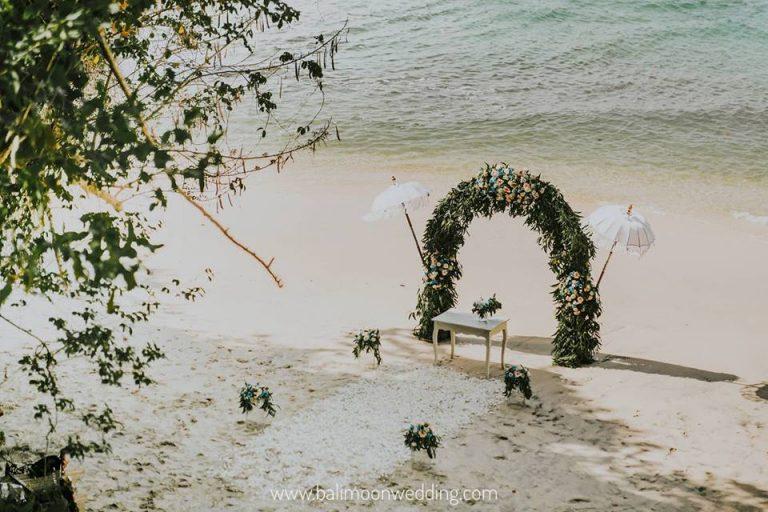 Bali Beach Wedding - Bali Moon Wedding