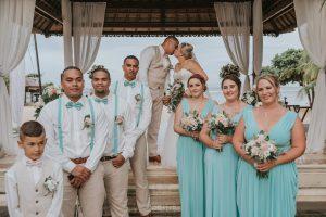 nusa dua beachfront wedding