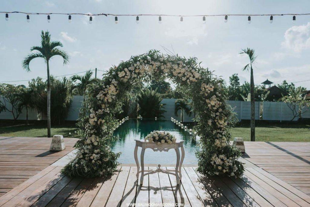 Bali Moon Wedding - Bali Renewal Vows