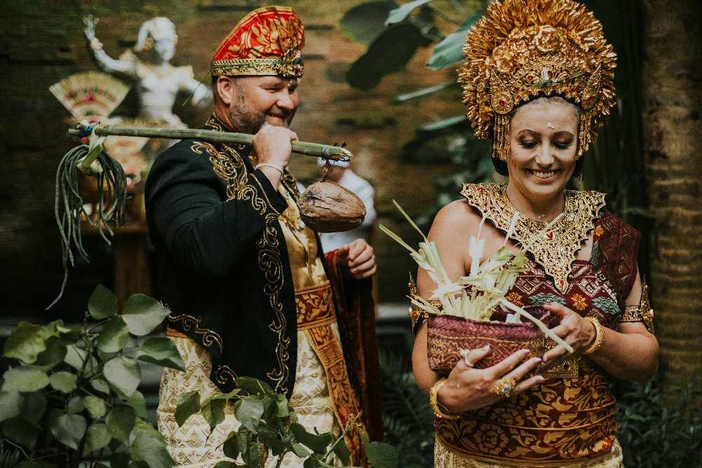 balinese wedding package