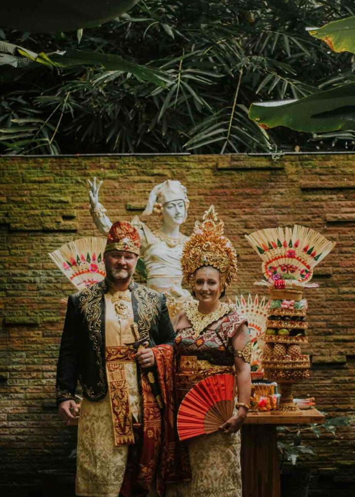 traditional Balinese wedding services
