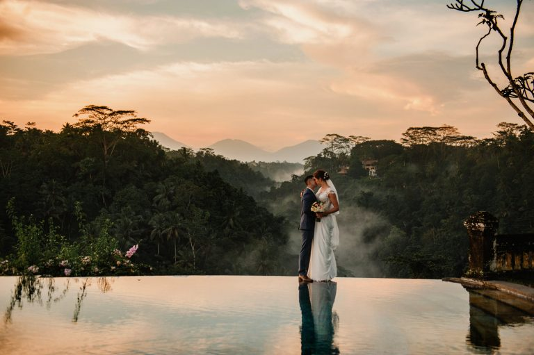 Bali Forest View by Bali Moon Wedding