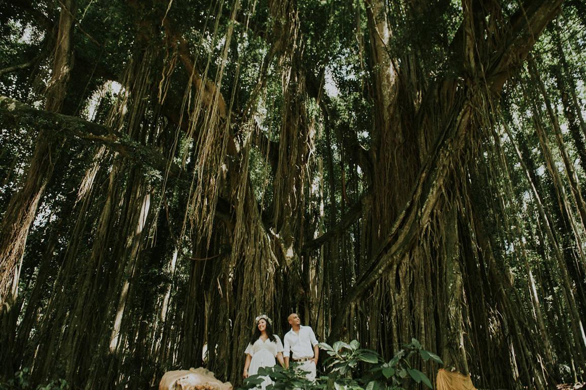 forest wedding by bali moon wedding (2)