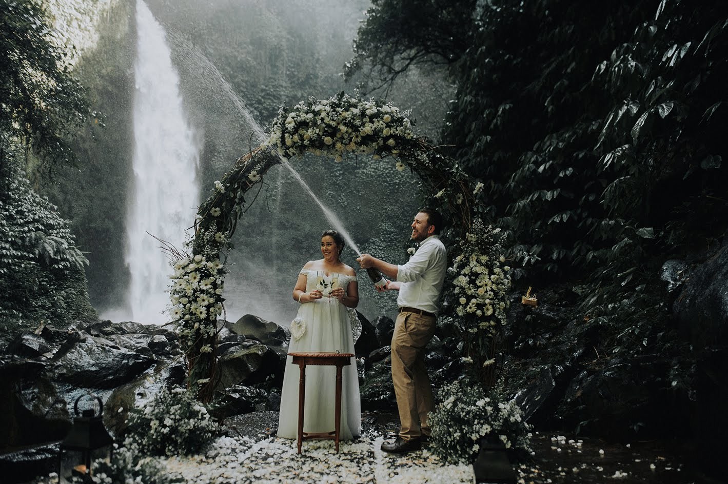 When Is The Best Time to Have Your Elopement Wedding in Bali?