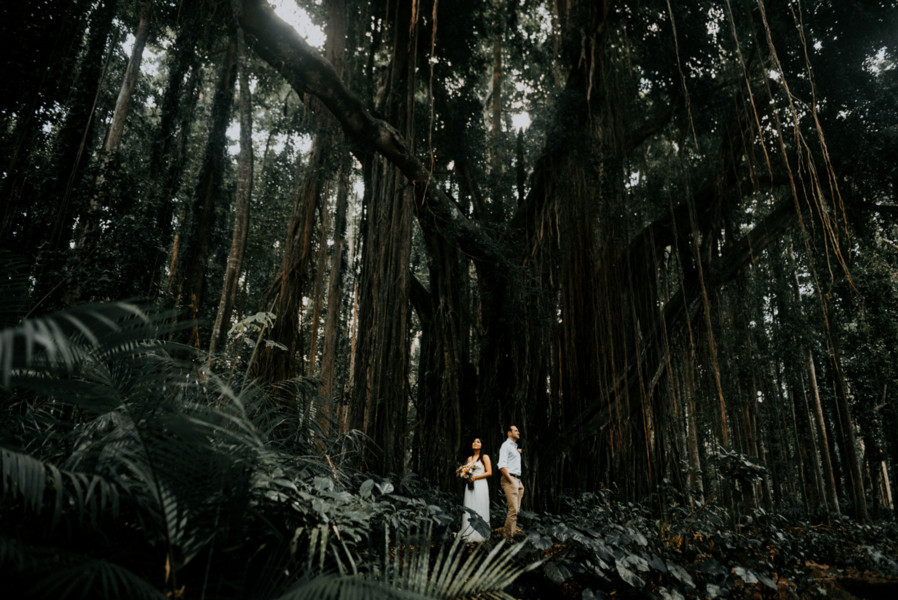Bali Moon Wedding Reviews from Marilyn and Pavel