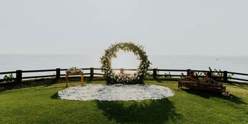 Bali Clifftop wedding by Bali Moon Wedding