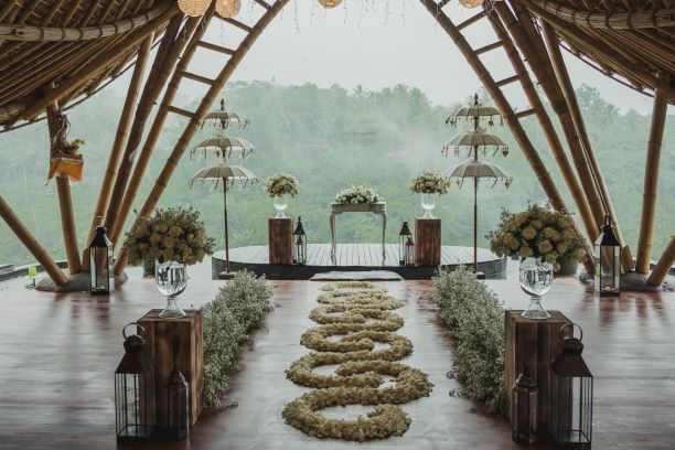 The Kayon Jungle Resort Ubud Forest View Chapel
