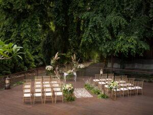 Sthala Ubud - Bali Moon Wedding